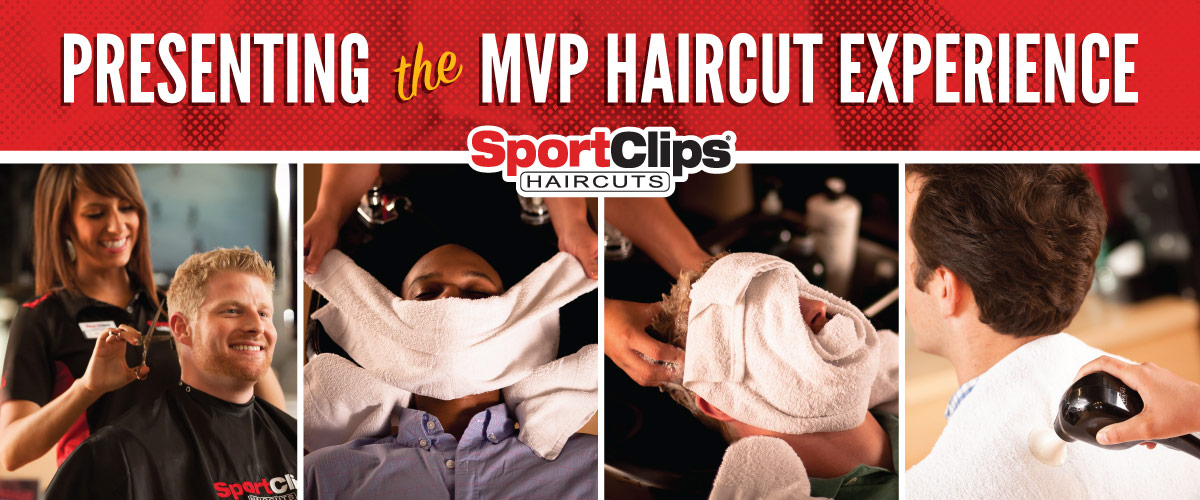 The Sport Clips Haircuts of Pace Pointe MVP Haircut Experience